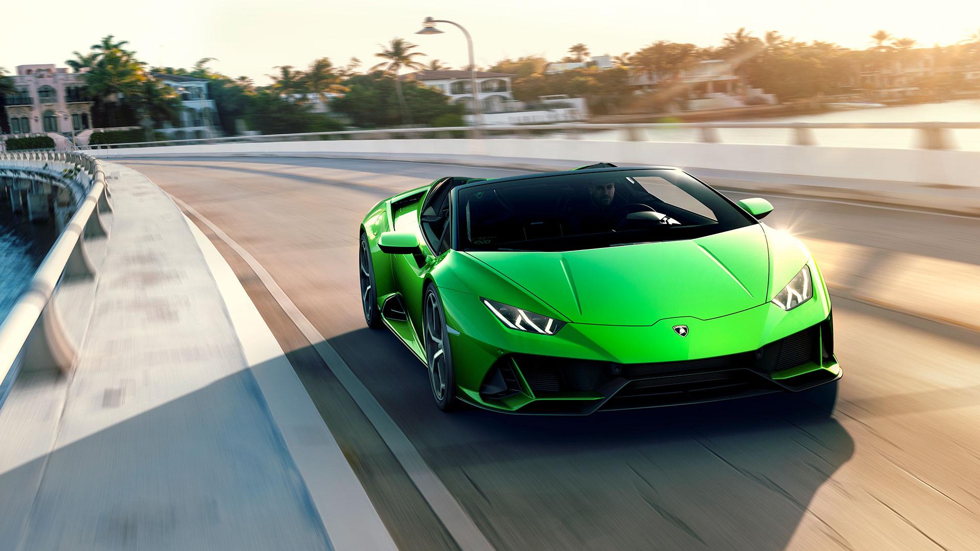 Lamborghini sets new sales records in 2019