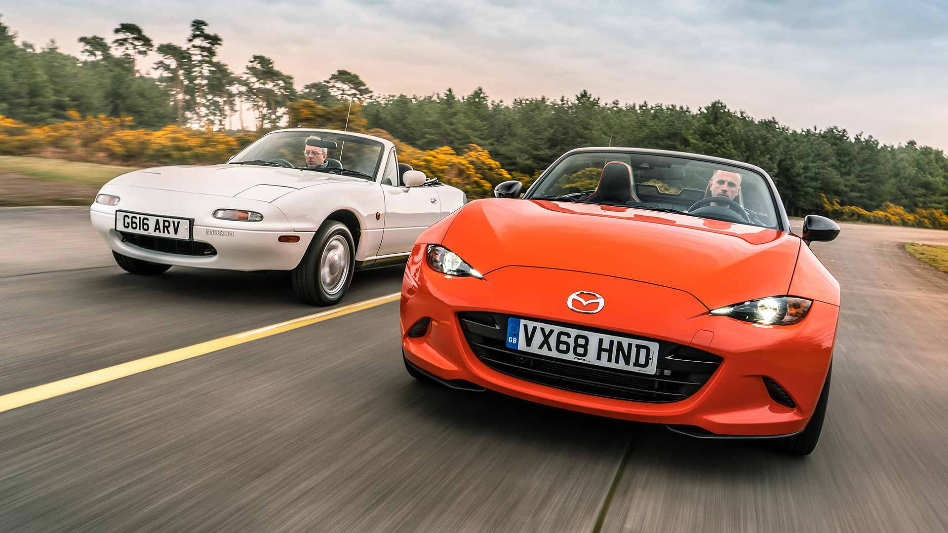 2019 Mazda MX-5 30th Anniversary