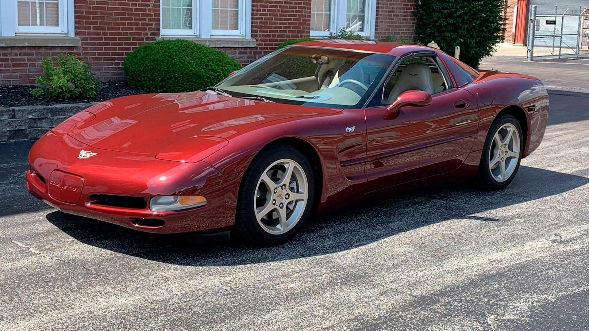Mecum Harrisburg 2019 Classic Corvettes
