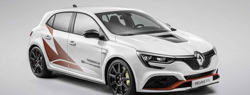 Renault Megane R.S. Trophy-R Nurburgring Record pack