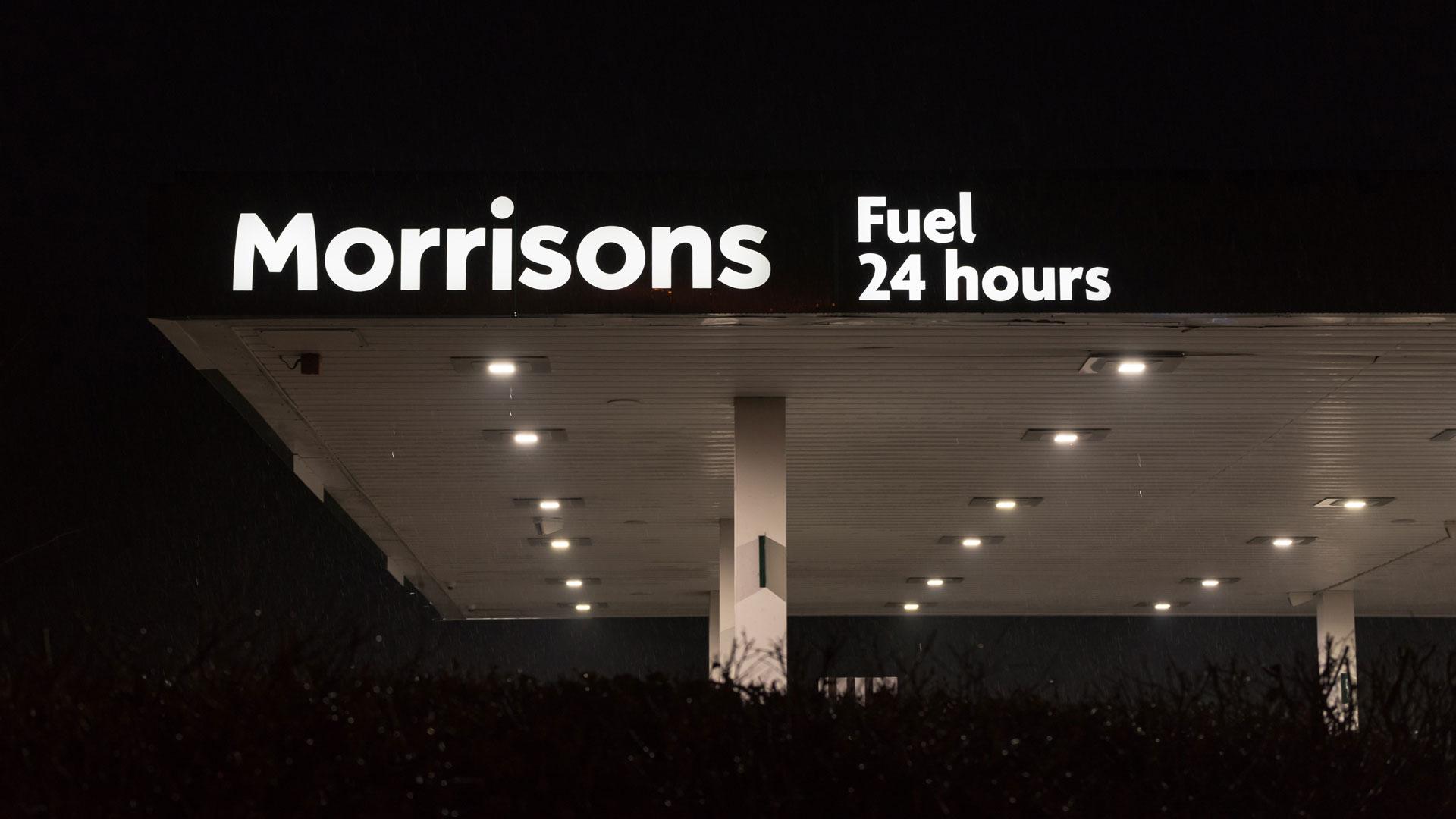 Morrisons Fuel 24 Hours