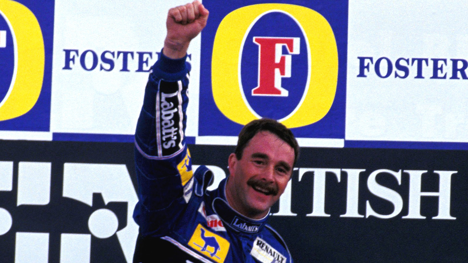Nigel Mansell says check your vehicle