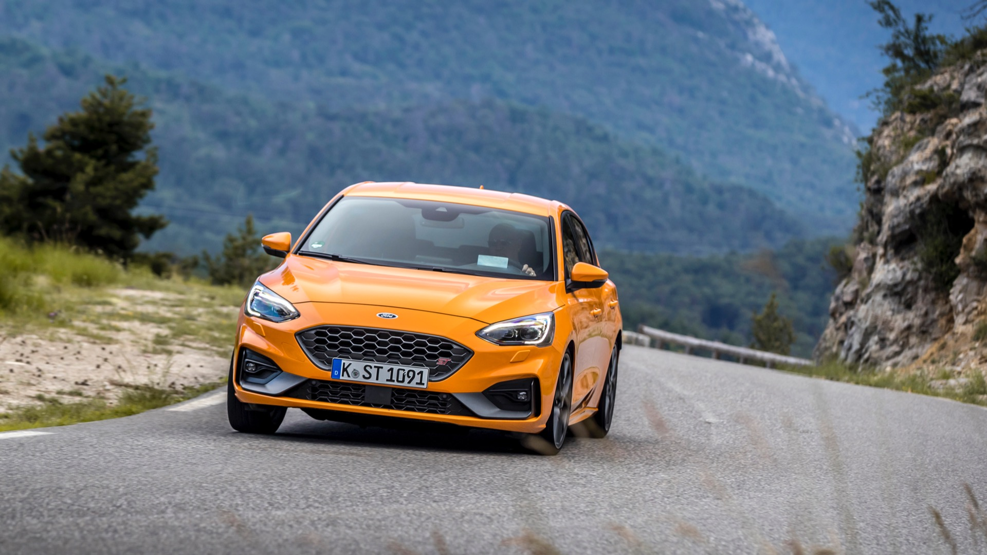 2019 Ford Focus ST review