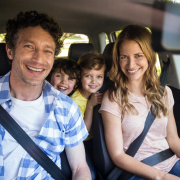 Parents drive an extra 1,648 miles a year for their kids
