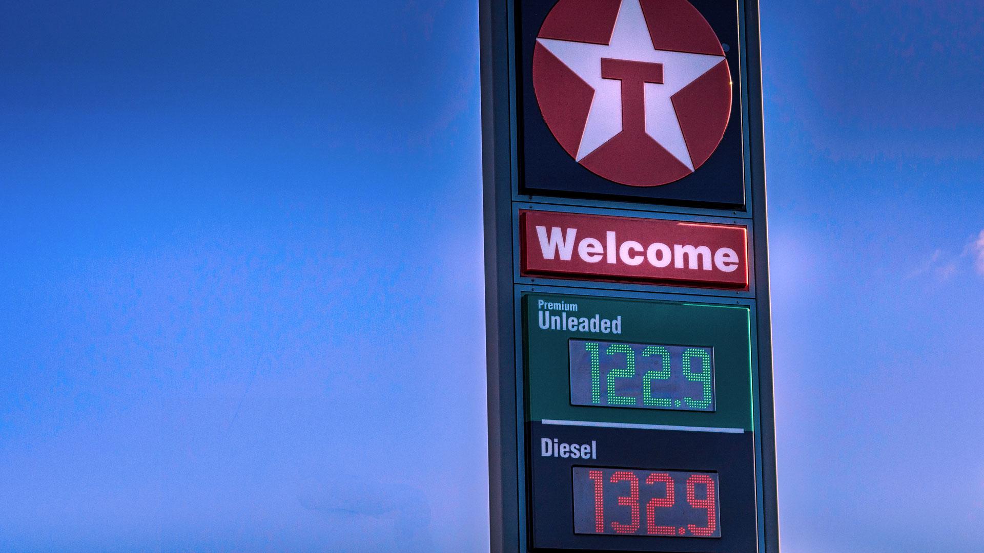 Price of petrol and diesel down in June