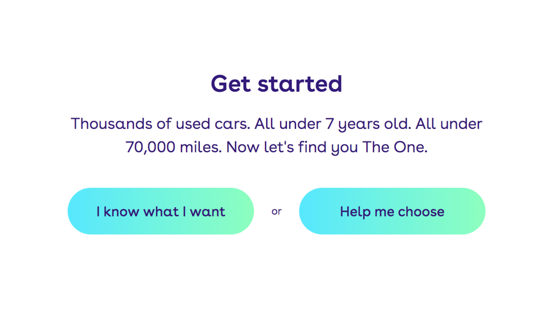 New site to simplify car-buying