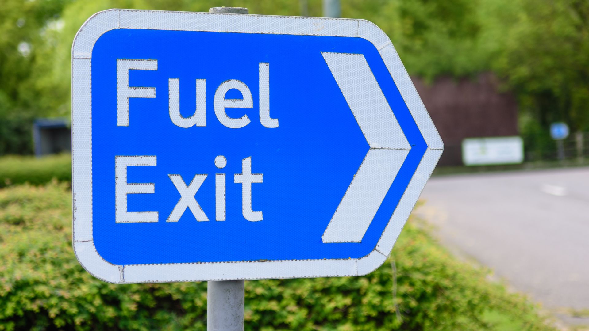 Shocking cost of motorway fuel revealed