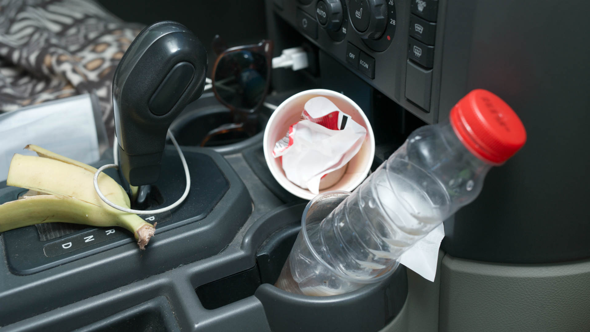 Survey reveals the dirtiest drivers