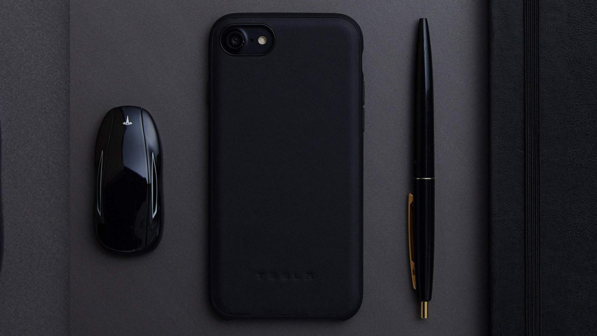 Tesla phone case