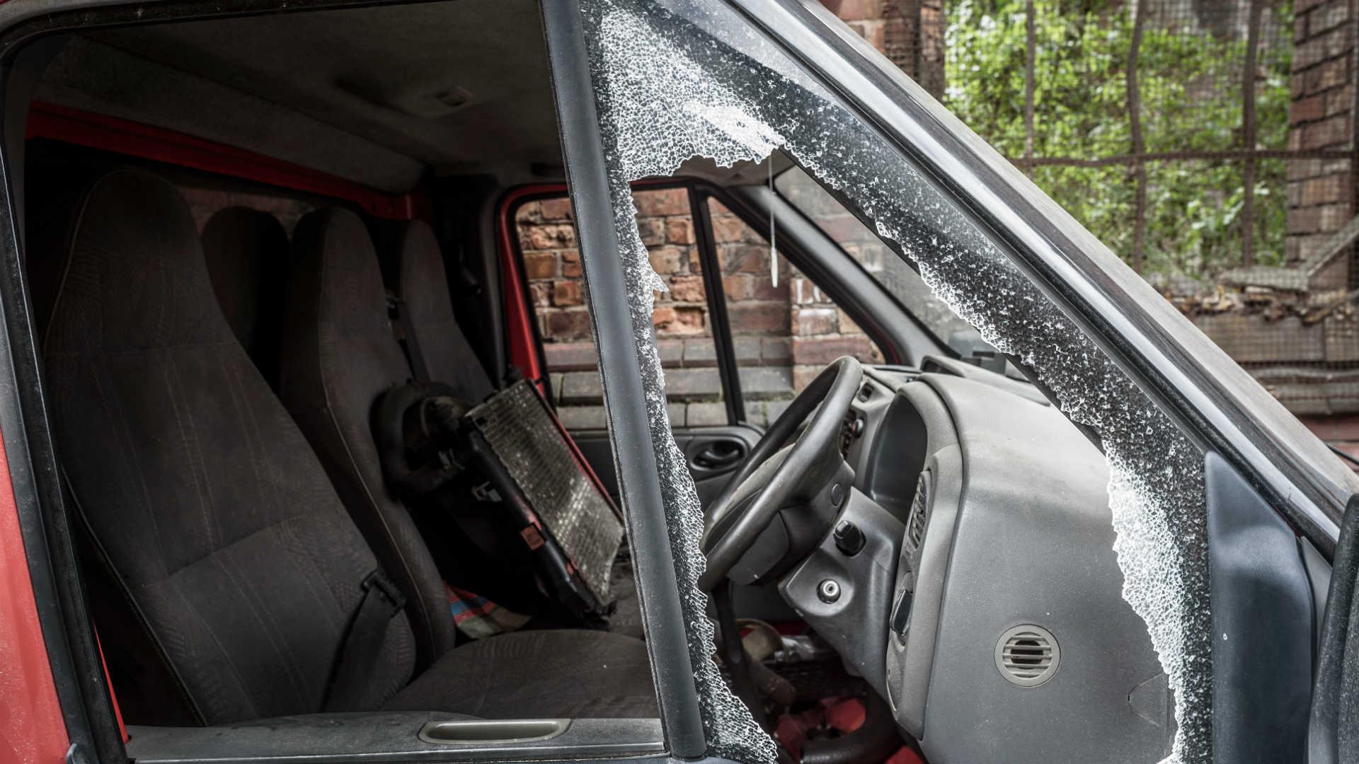 Van thefts