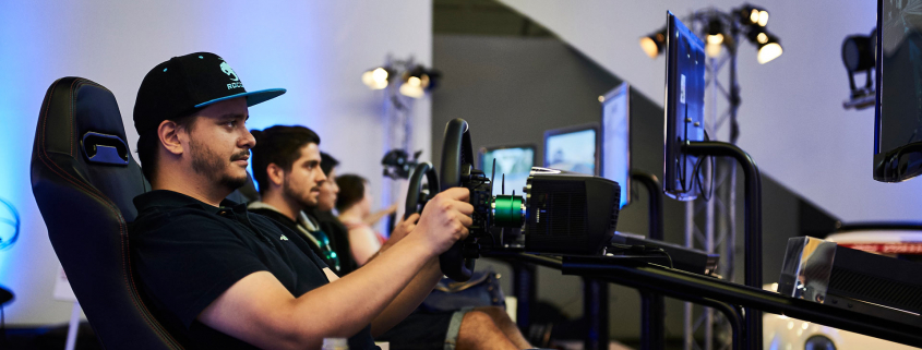 Video gamers rate themselves best drivers