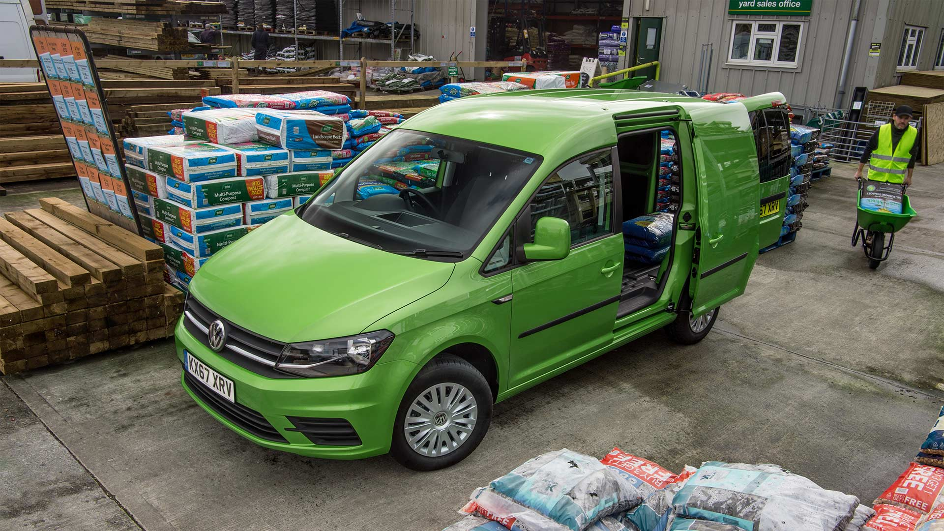 Volkswagen launches Contract Hire Direct