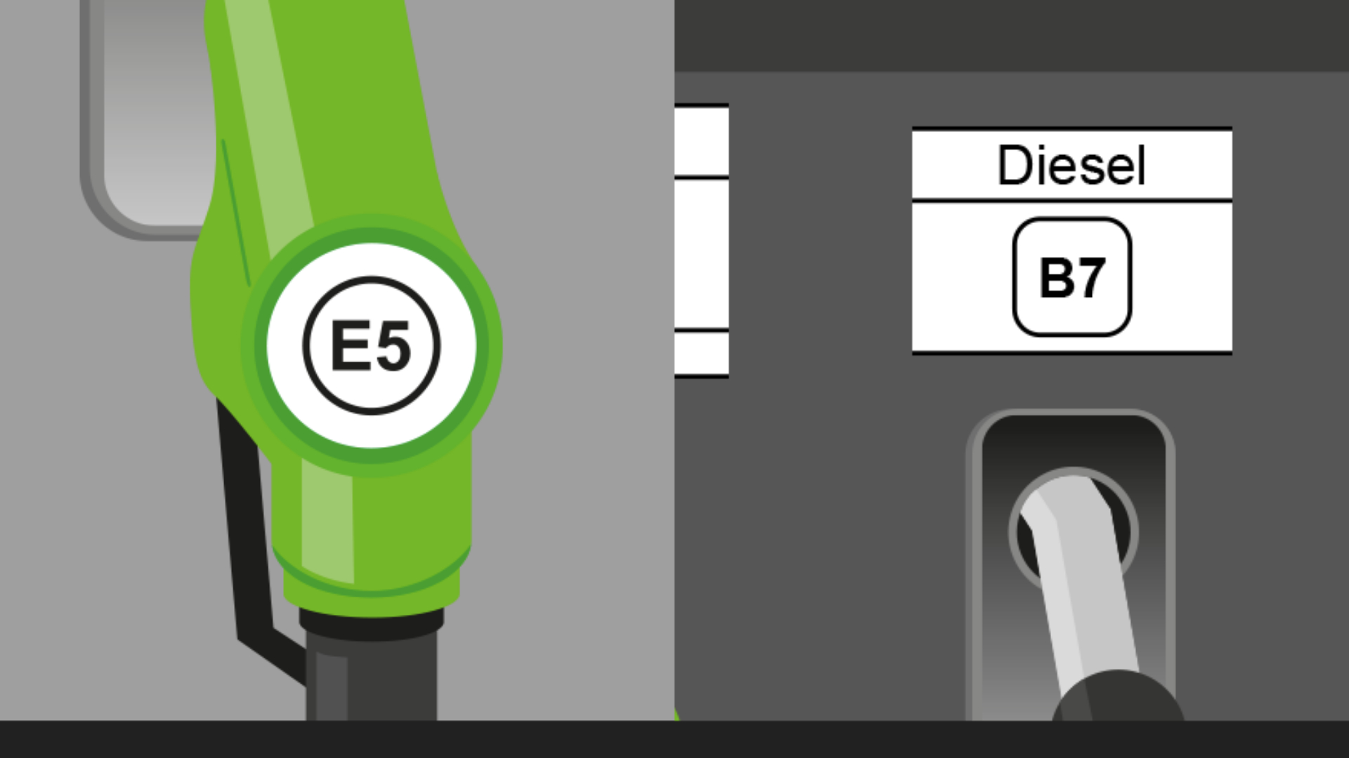 Fuel names changed in the UK