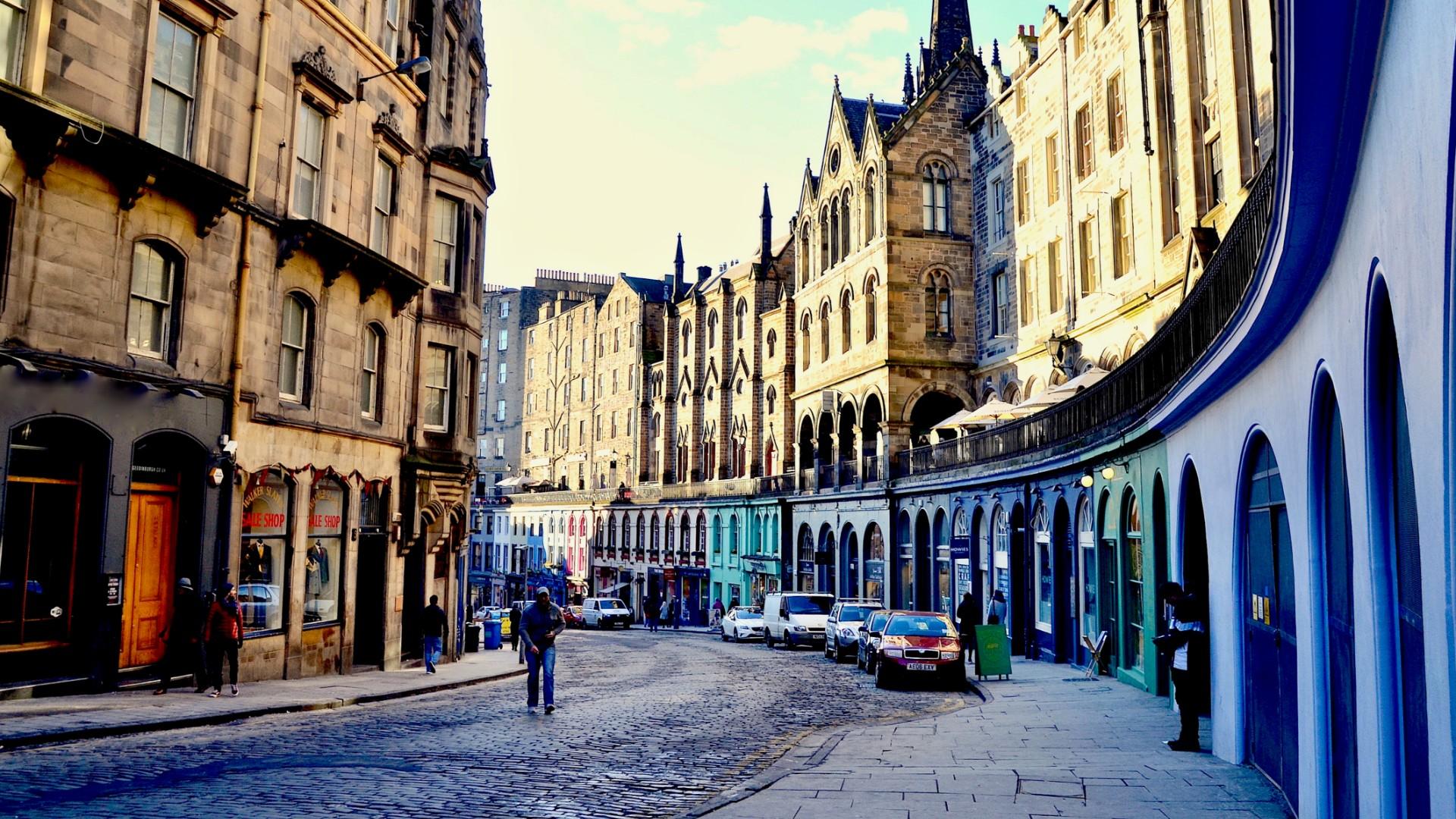 Edinburgh low-emission zone