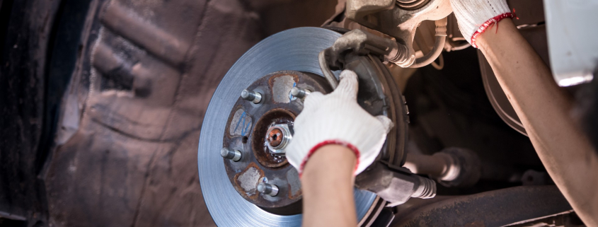 MOT advisories on tyres and brakes
