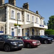 car thefts treble at train station car parks