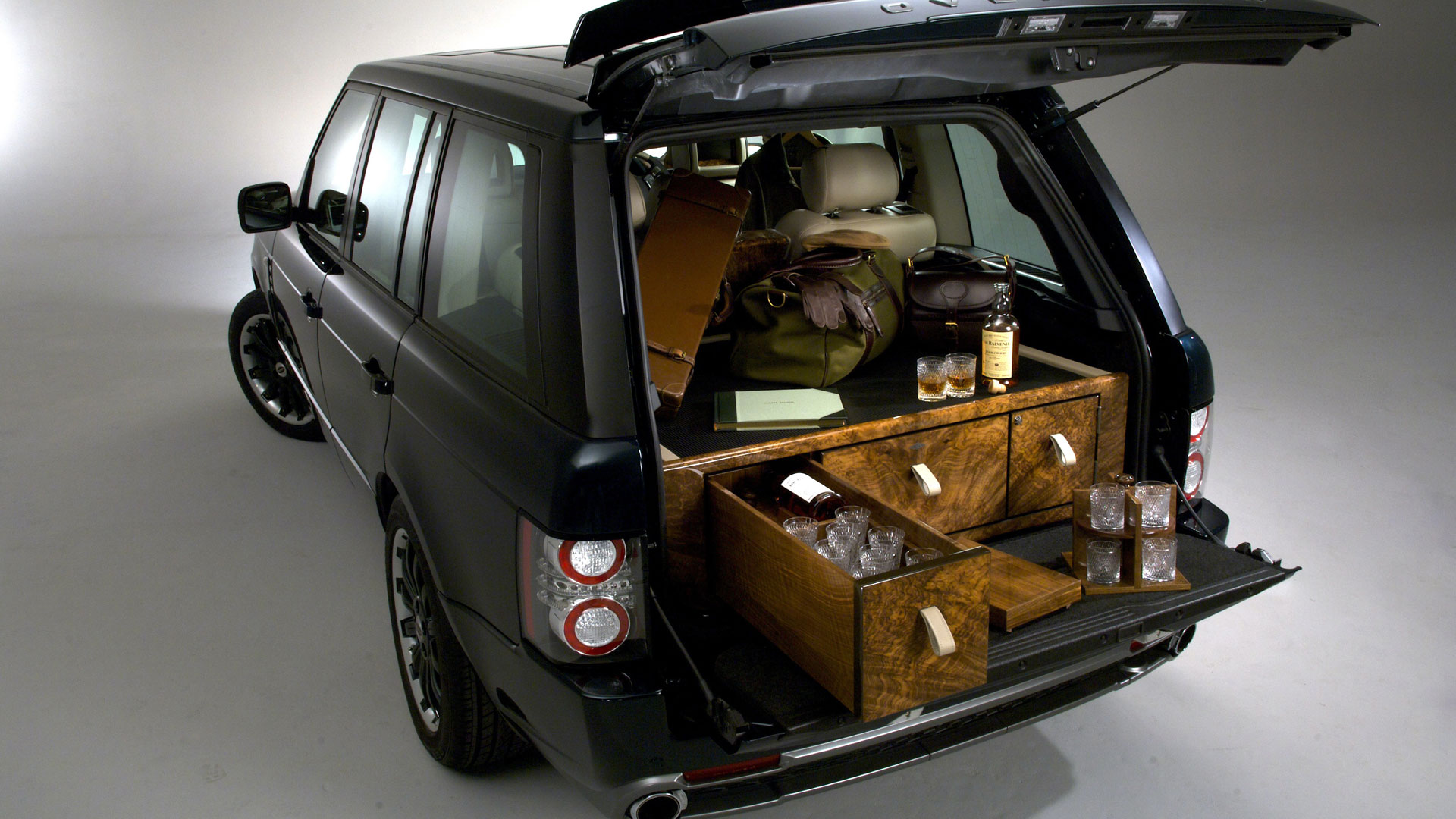 The craziest car options and accessories