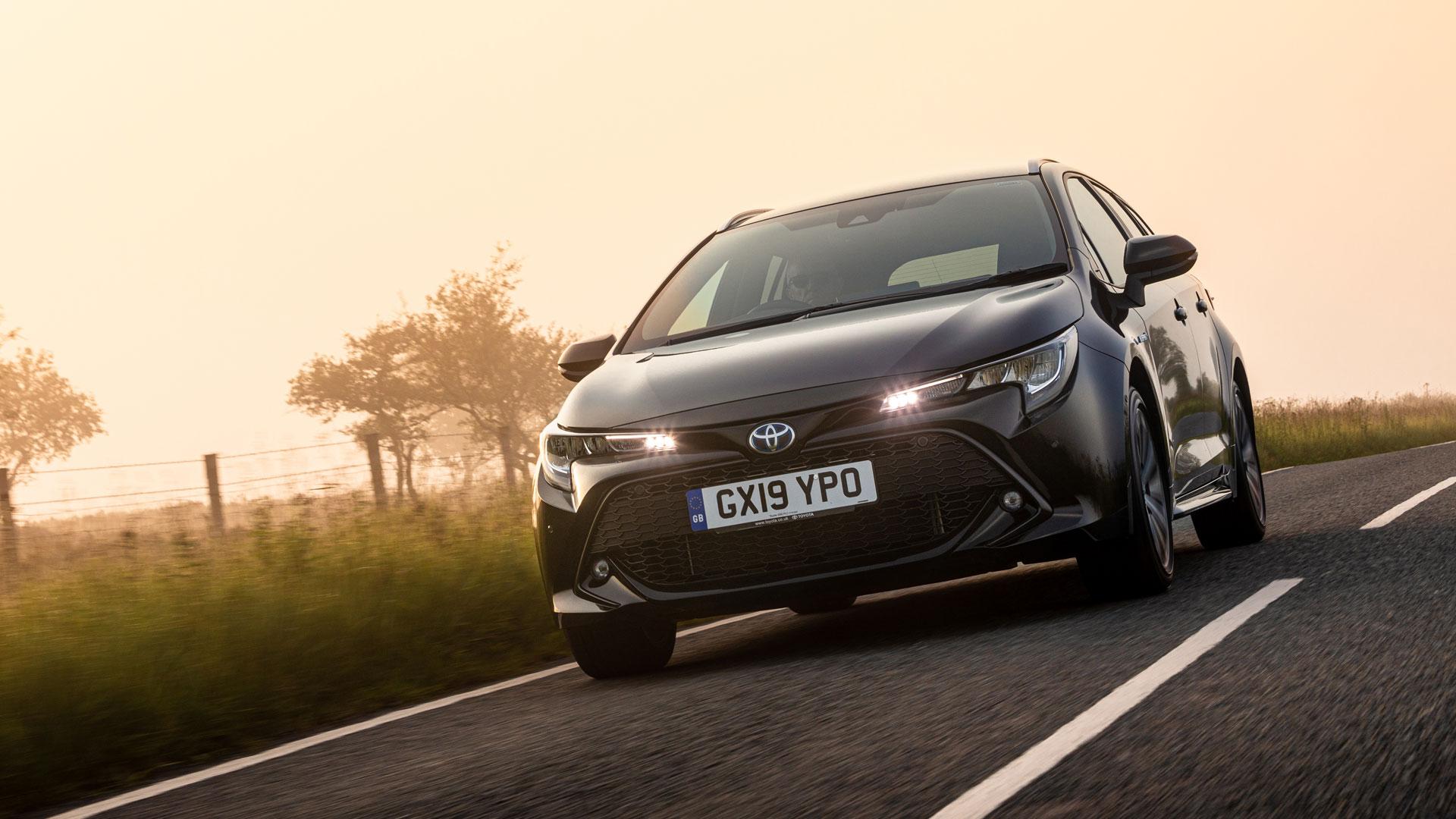 Toyota new car discounts