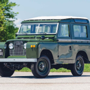 14th Dalai Lama 1966 Land Rover auction