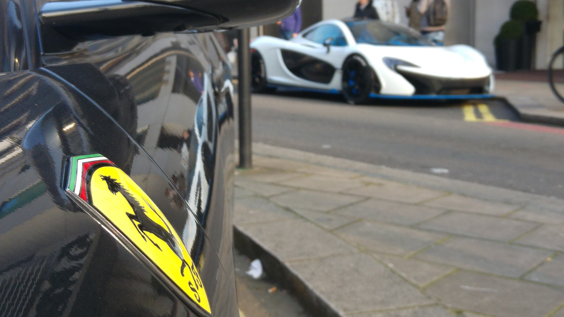 acoustic cameras to catch supercars in London