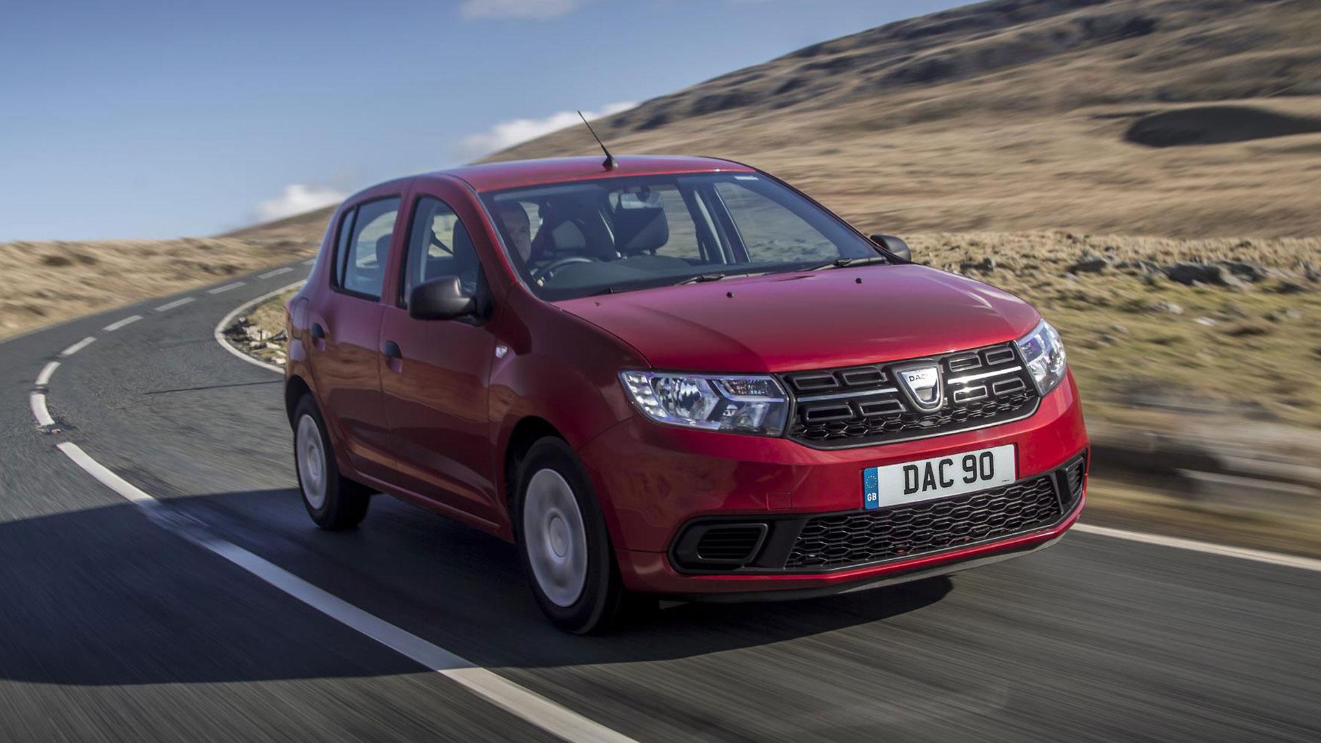 Dacia new car discounts