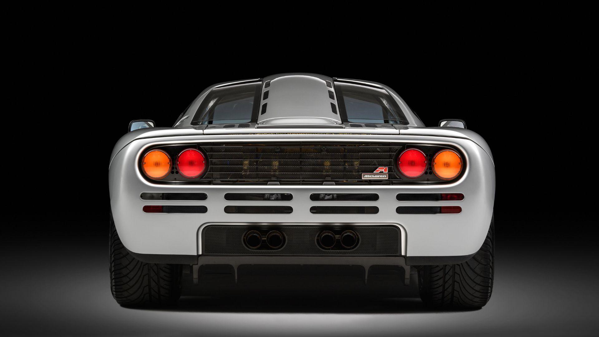 Restored McLaren F1