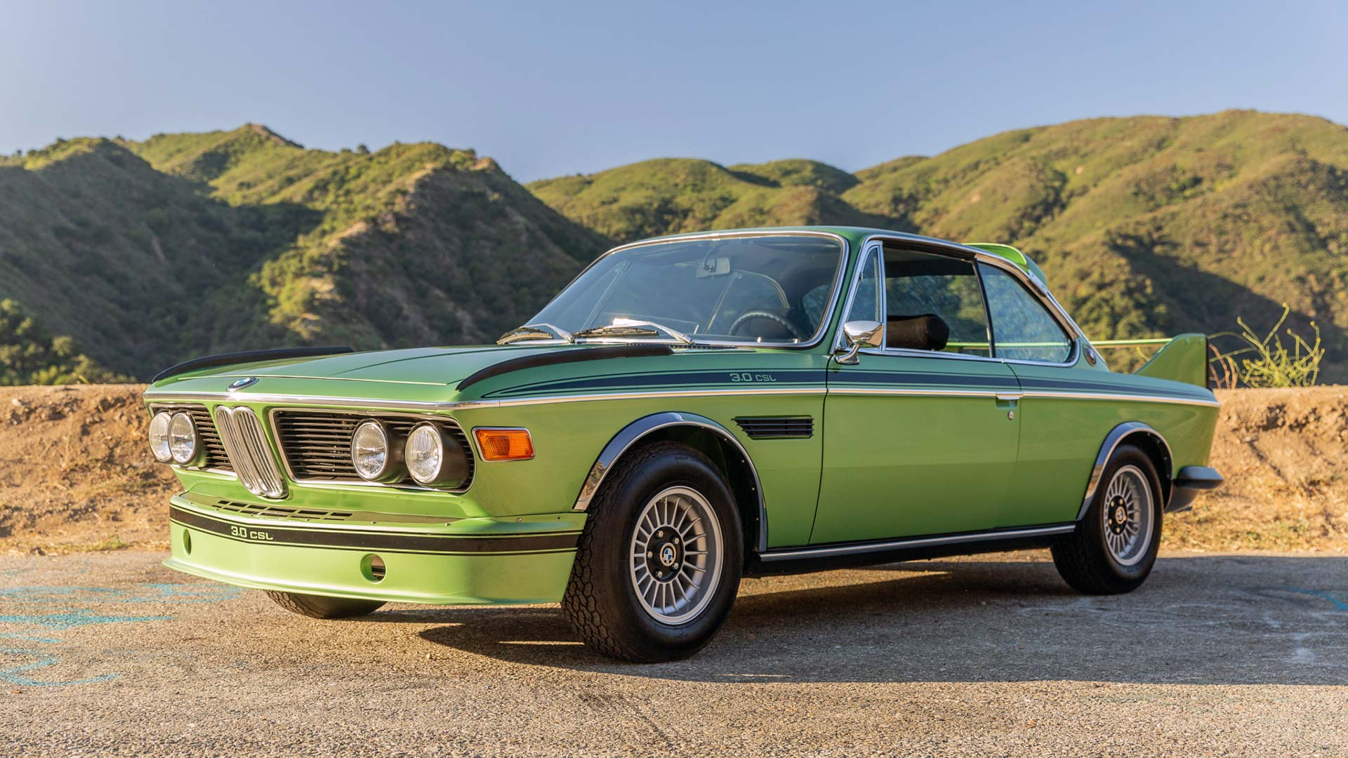 BaT 1974 BMW CSL Batmobile