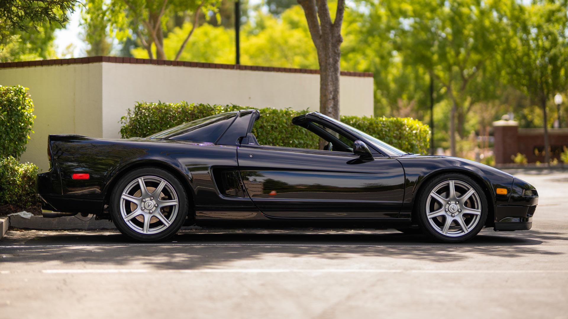 BaT Supercharged 1998 Acura NSX