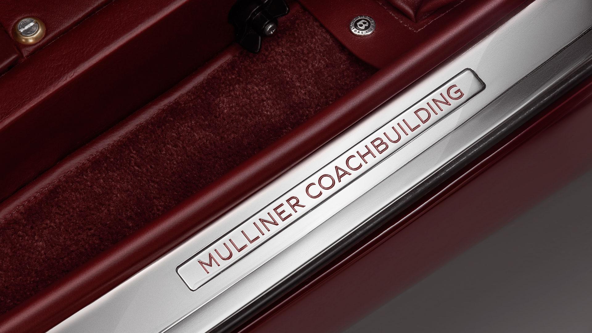 Bentley Corniche by Mulliner