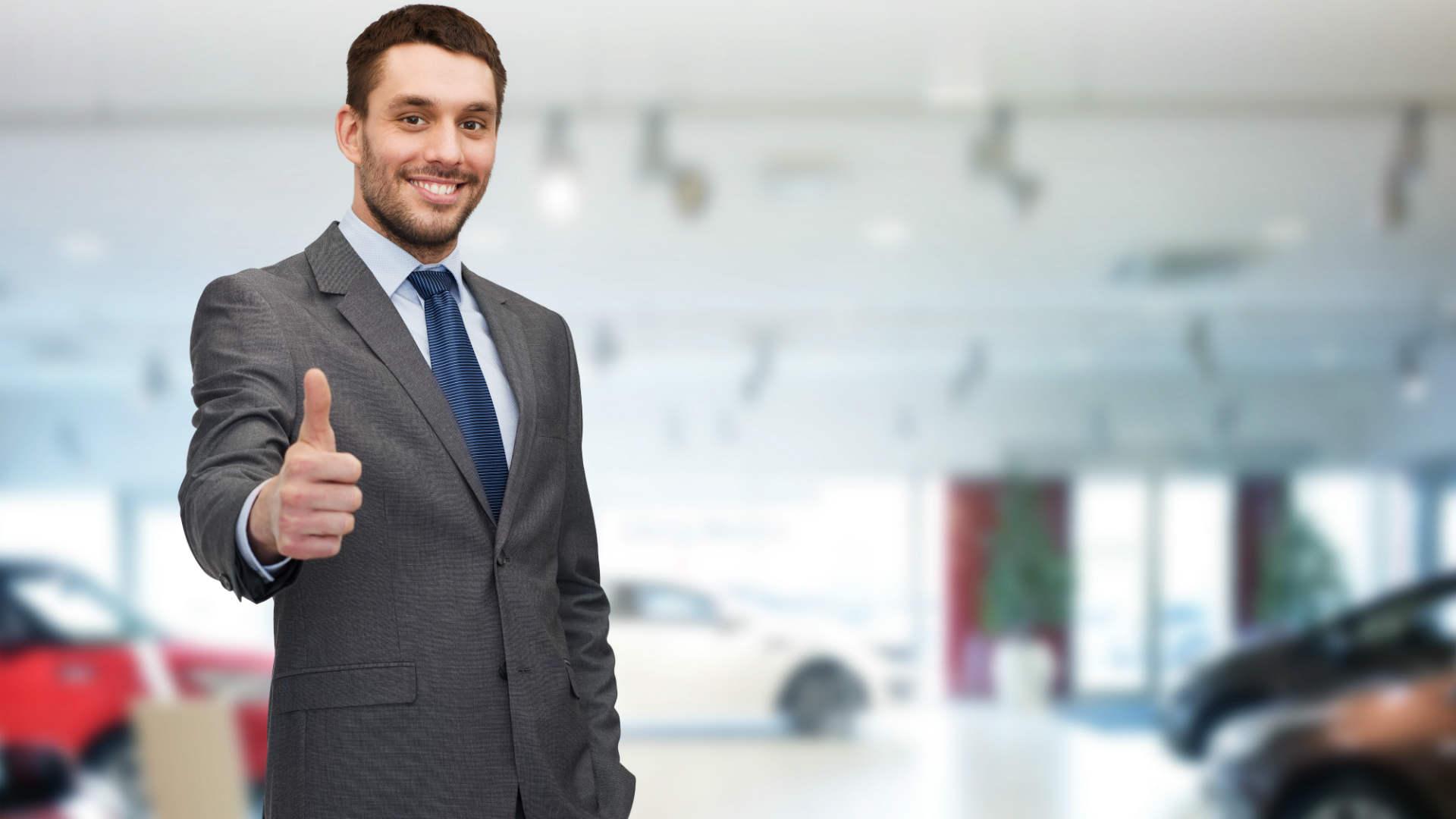 Car dealer online reputation