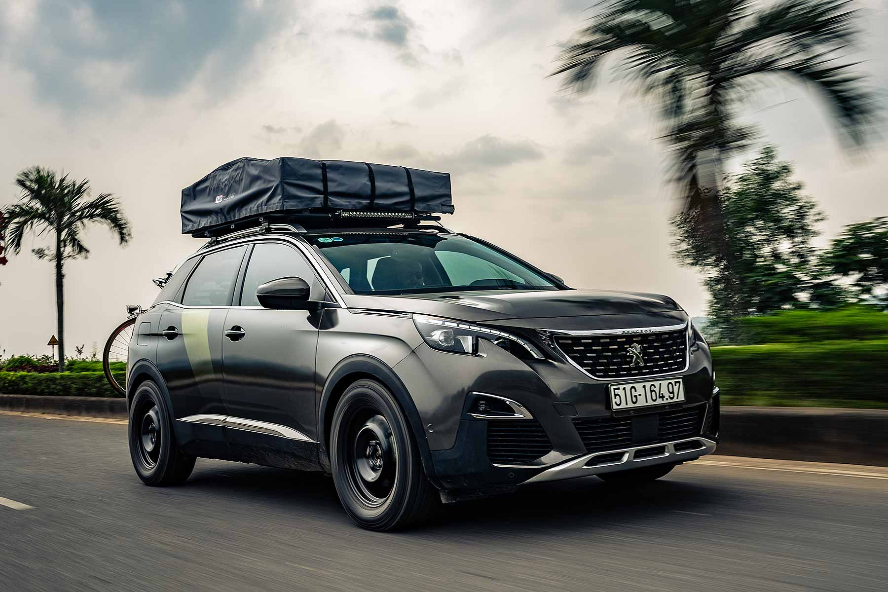 Peugeot 3008 Ultimate SUV concept