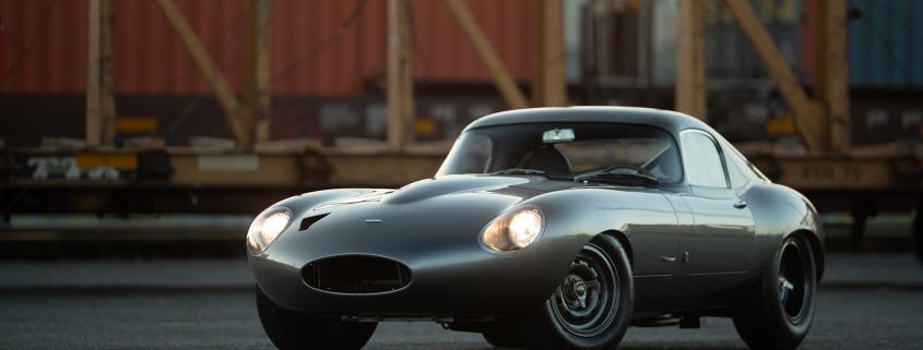 Diez Concepts Jaguar E Type Low Drag Coupe