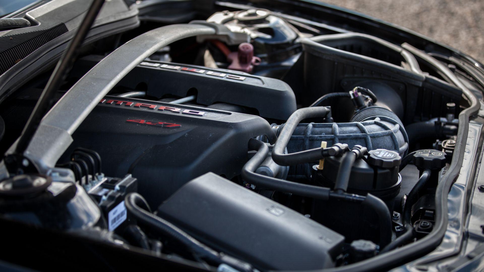 Chris Harris Chevrolet Camaro Z/28