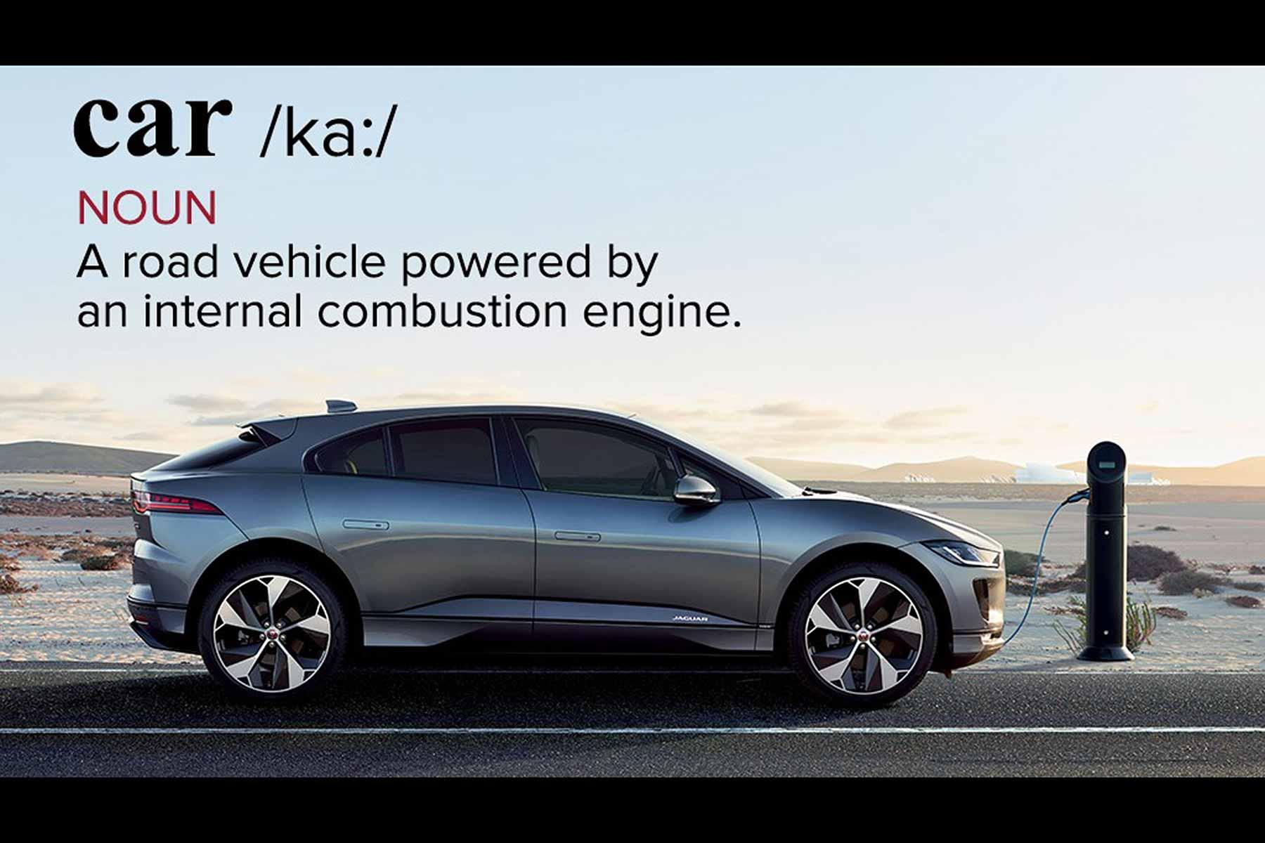 Jaguar I-Pace wants to redefine car