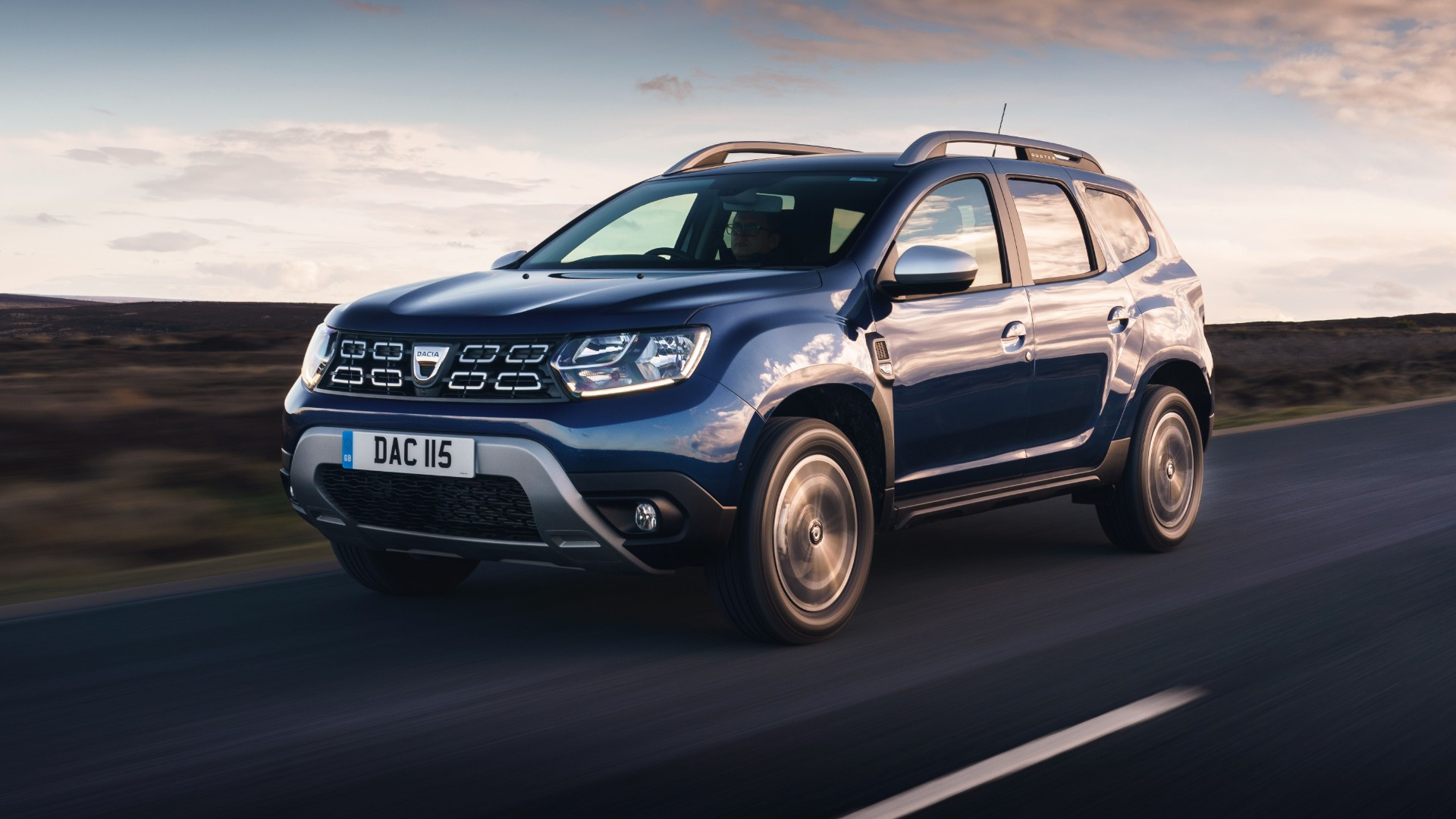 Dacia Duster Good Housekeeping award