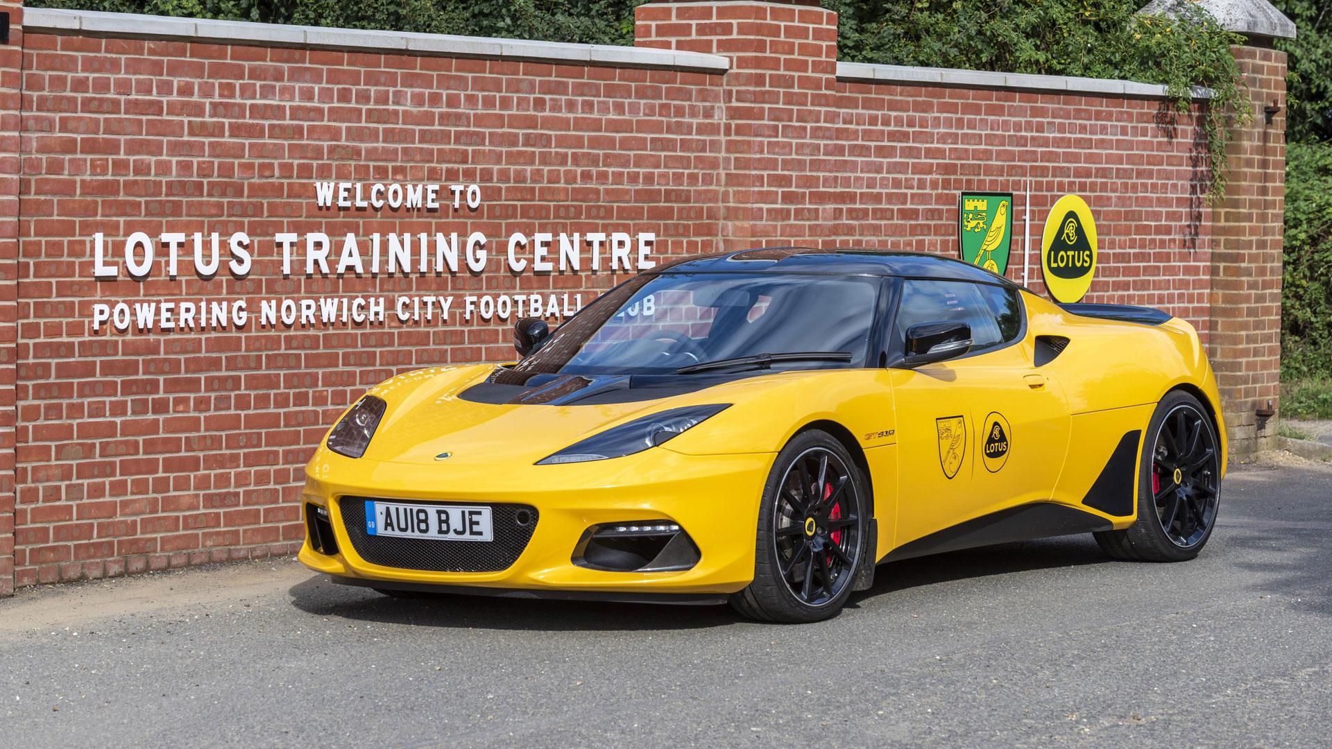 Lotus Training Centre Norwich City