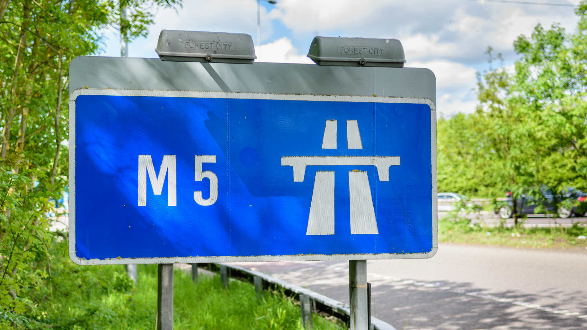 No plans for smart M5 motorway