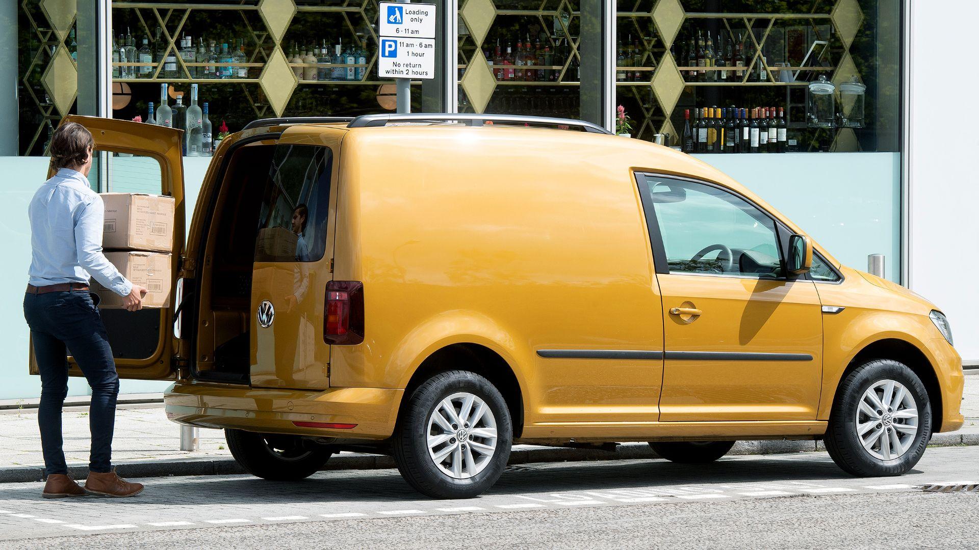 Volkswagen parking bay fines