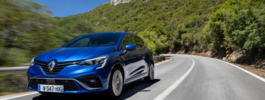 2020 Renault Clio price and specs