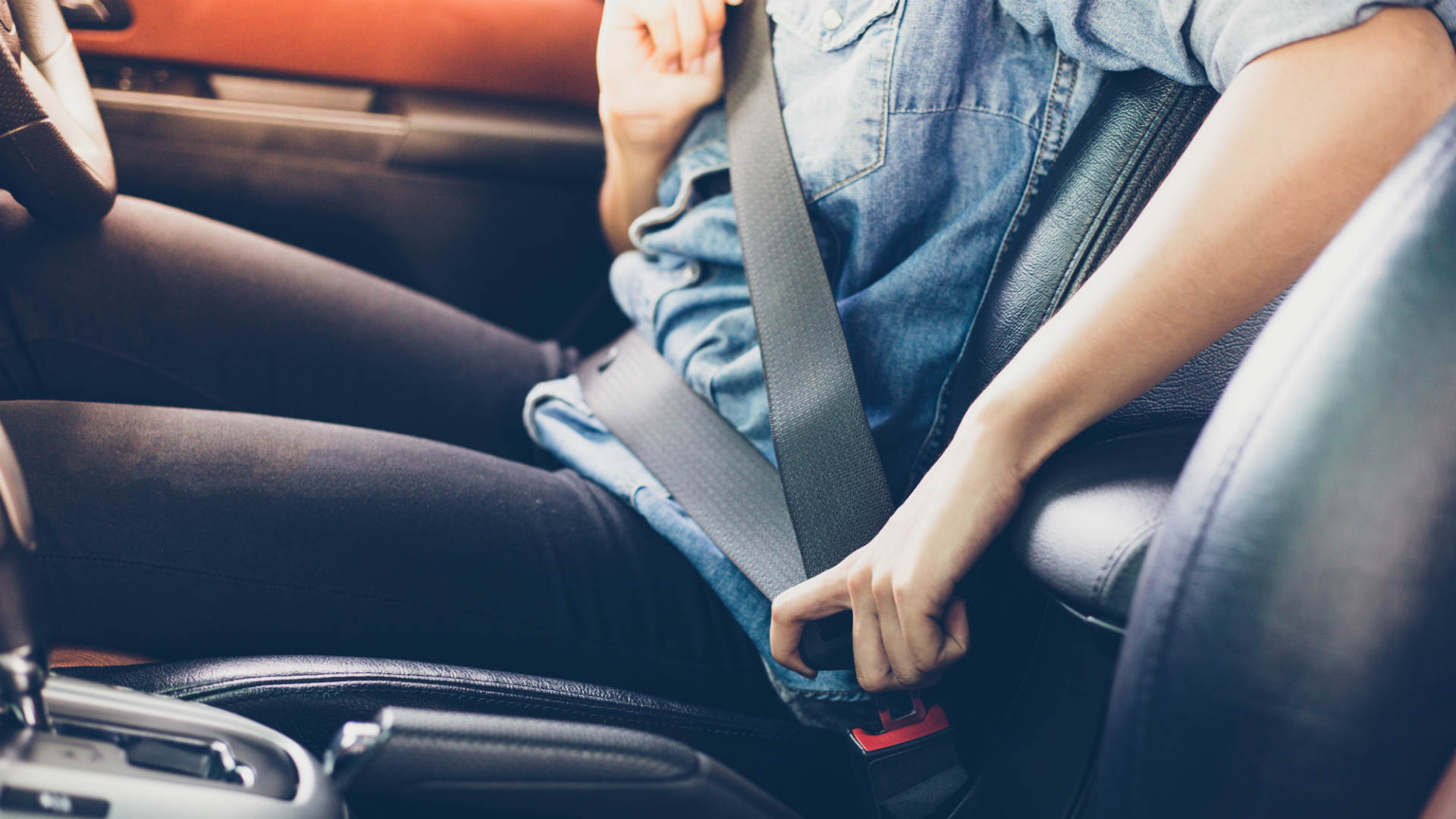 Road safety charity welcomes tougher seatbelt laws