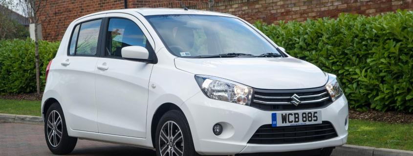 Suzuki Celerio off sale in the UK