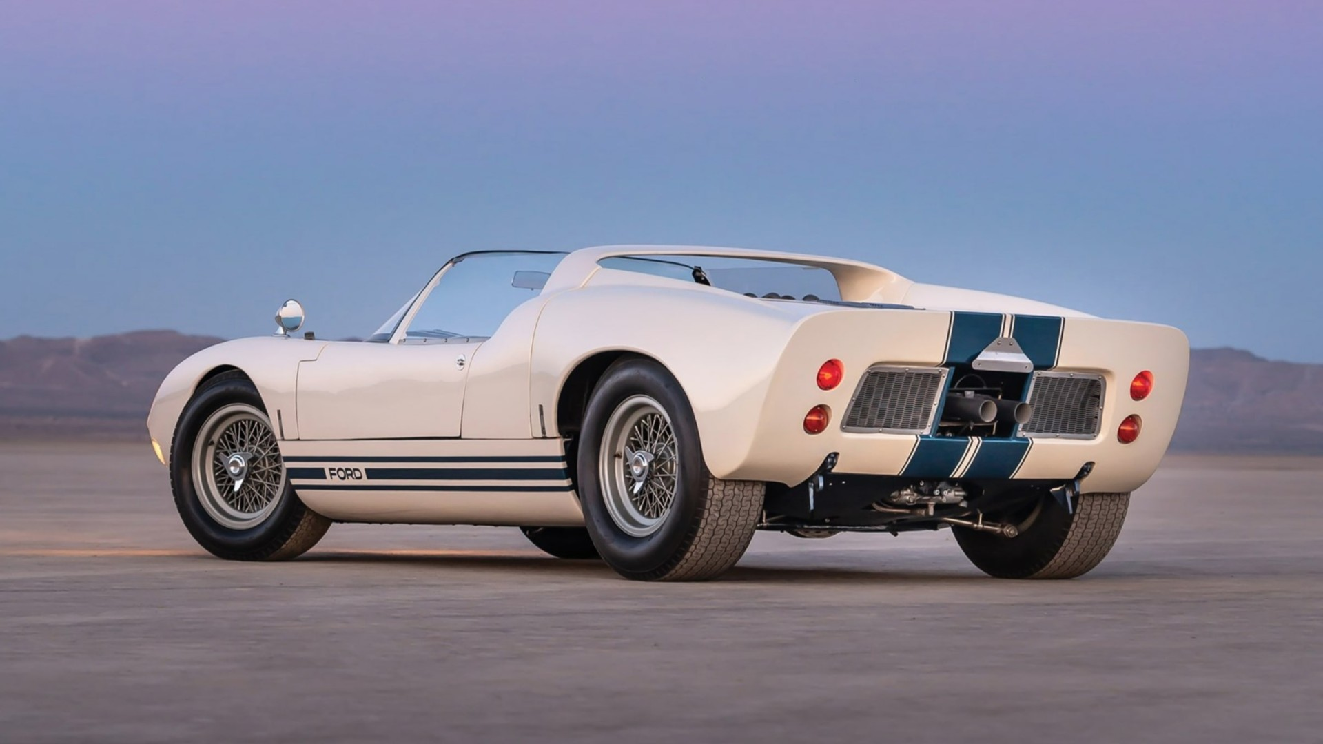 Ford GT40 Roadster for sale Monterey