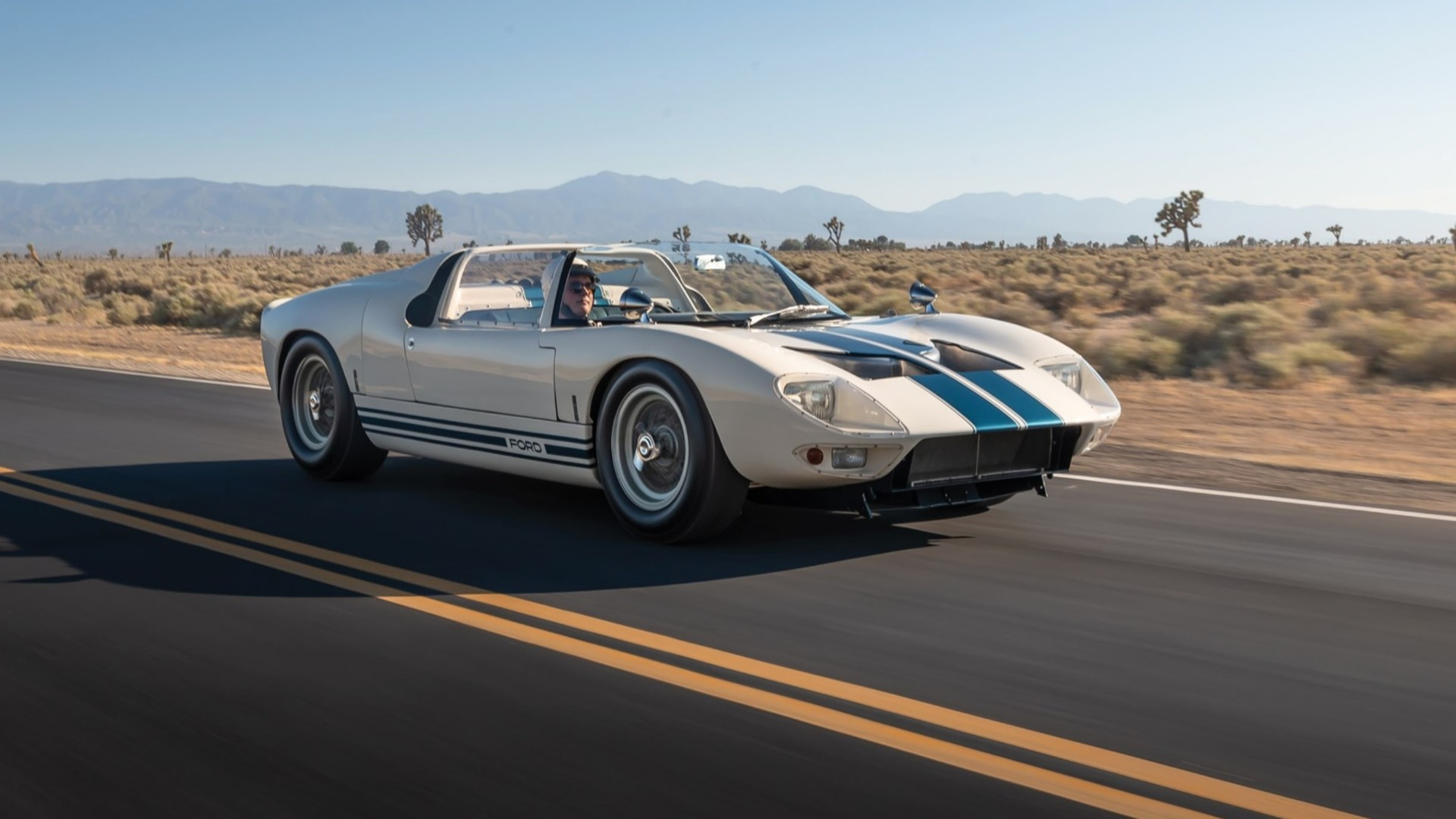 Ford GT40 Roadster for sale at Monterey 2019