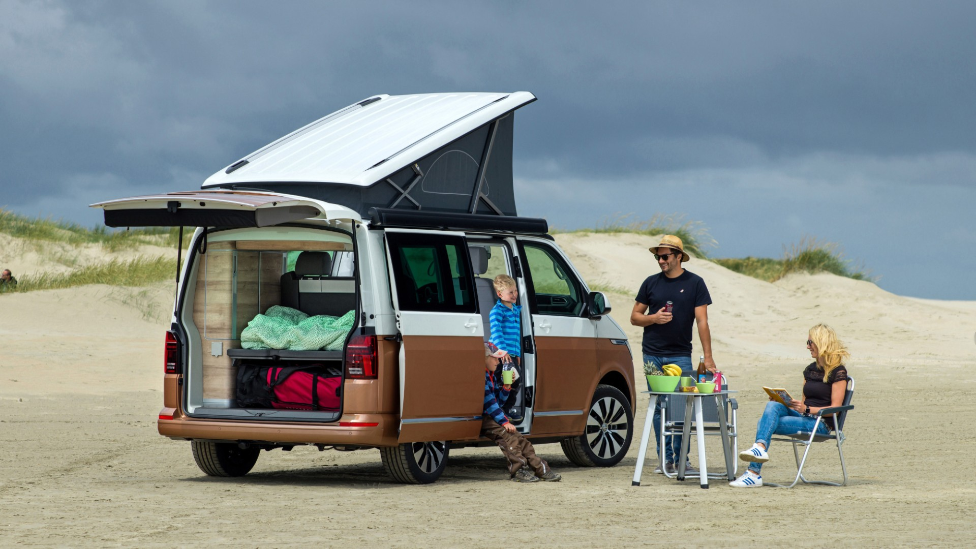 Volkswagen California update 2019