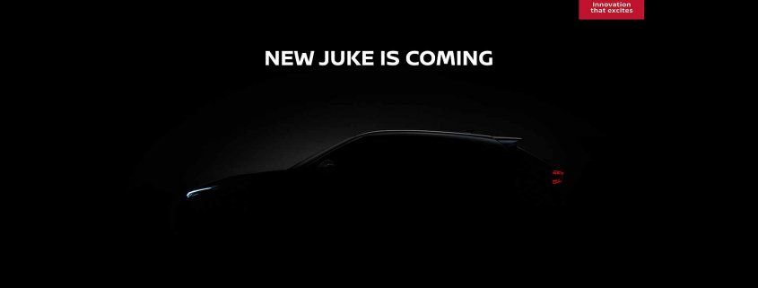 New 2020 Nissan Juke teaser