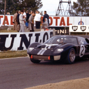Ford versus Ferrari at Le Mans 1966