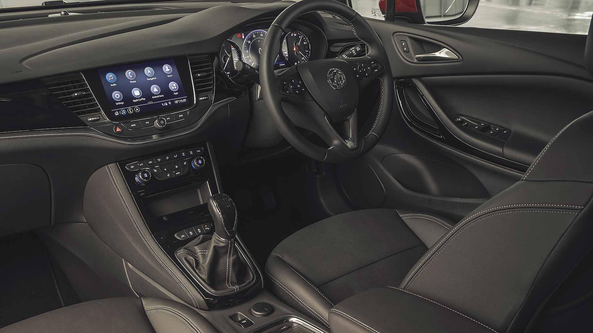 2020 Vauxhall Astra