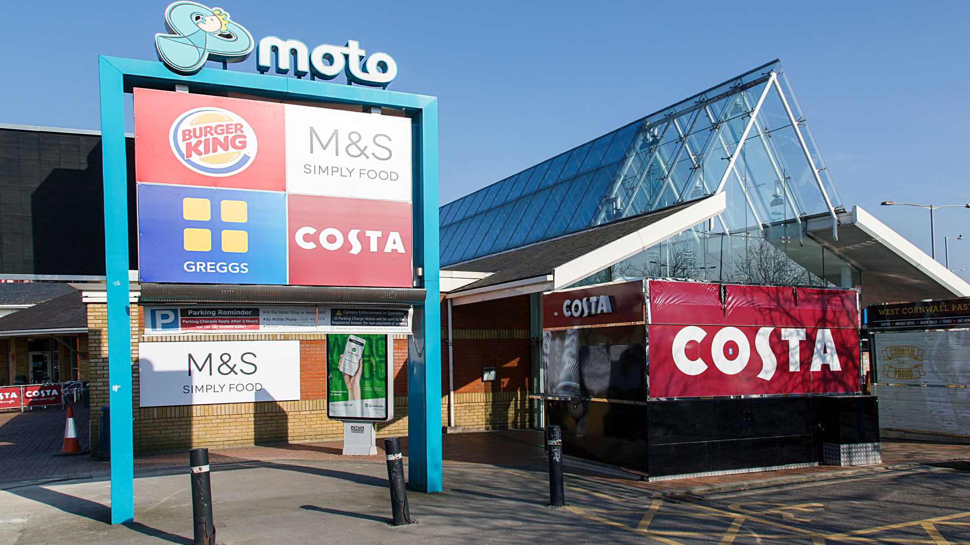 best and worst motorway services