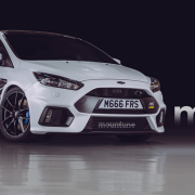 Ford Focus RS Mountune M520 package