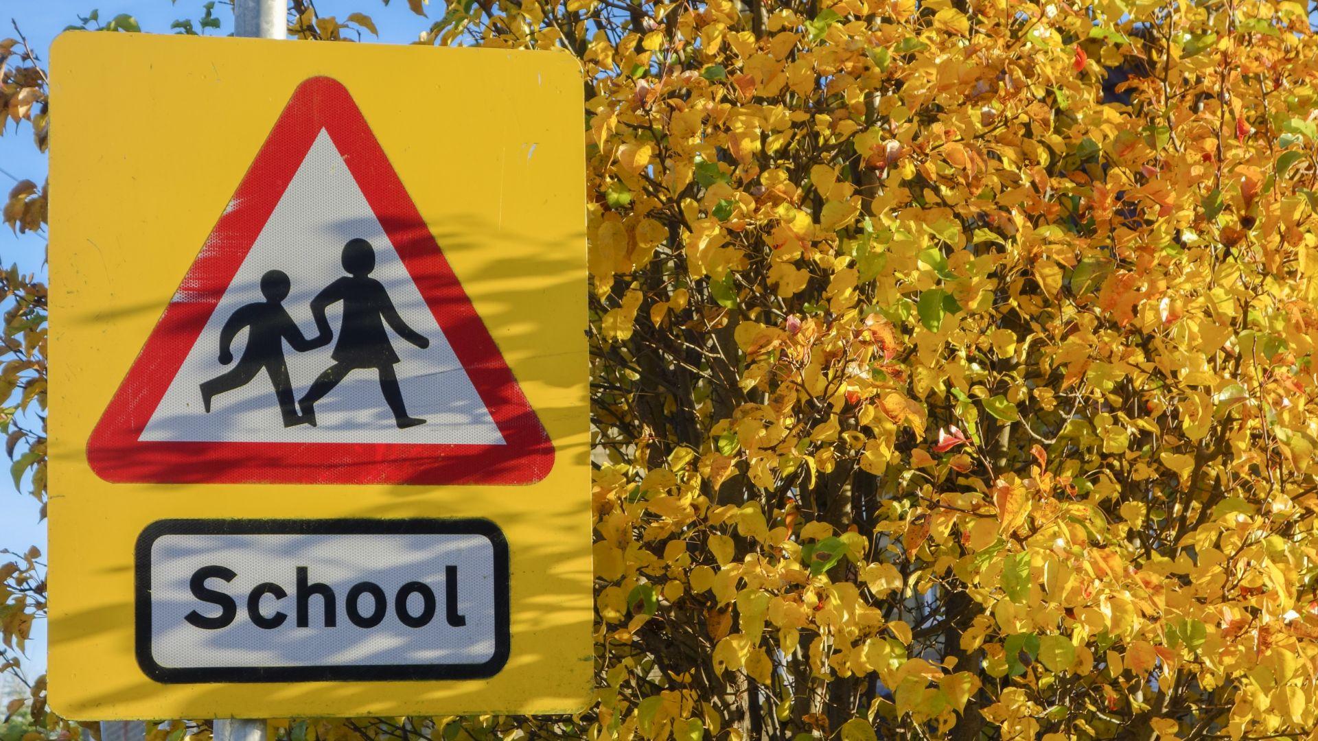 Stay safe on the school run